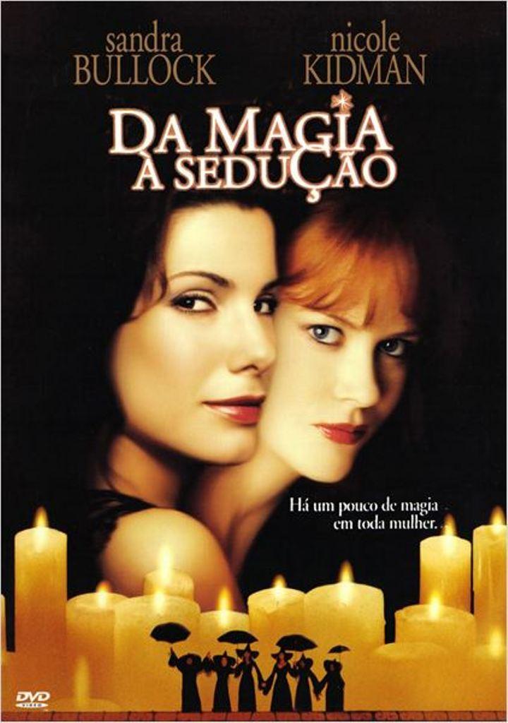 Da magia a sedução_filmes amizade