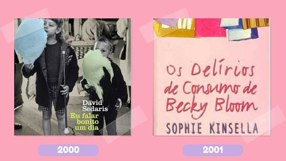 Leitura na rede_livros 2000 e 2001