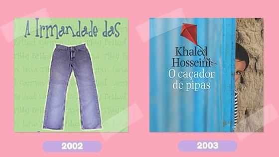 Leitura na rede_livros 2002 e 2003