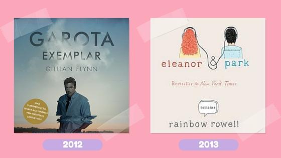 Leitura na rede_livros 2012 e 2013