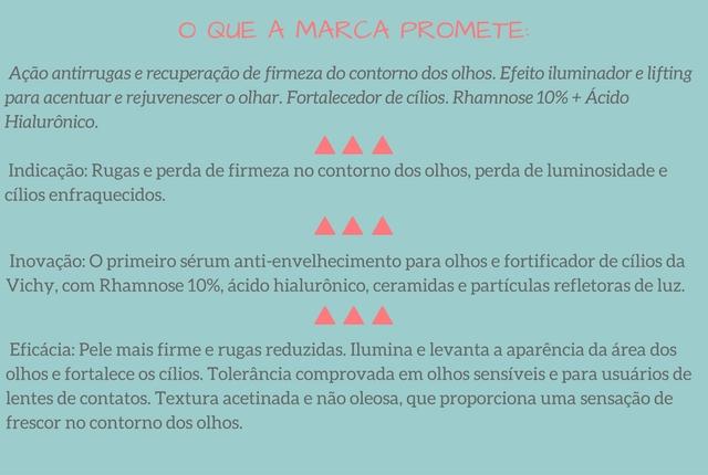 O QUE A MARCA PROMETE_